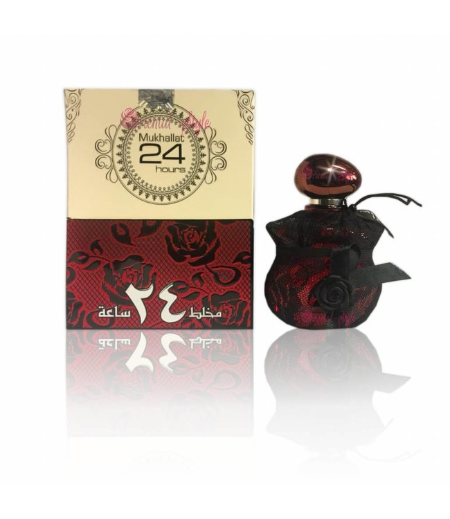 Ard Al Zaafaran Perfumes  Mukhallat 24 Hours Eau de Parfum 100ml