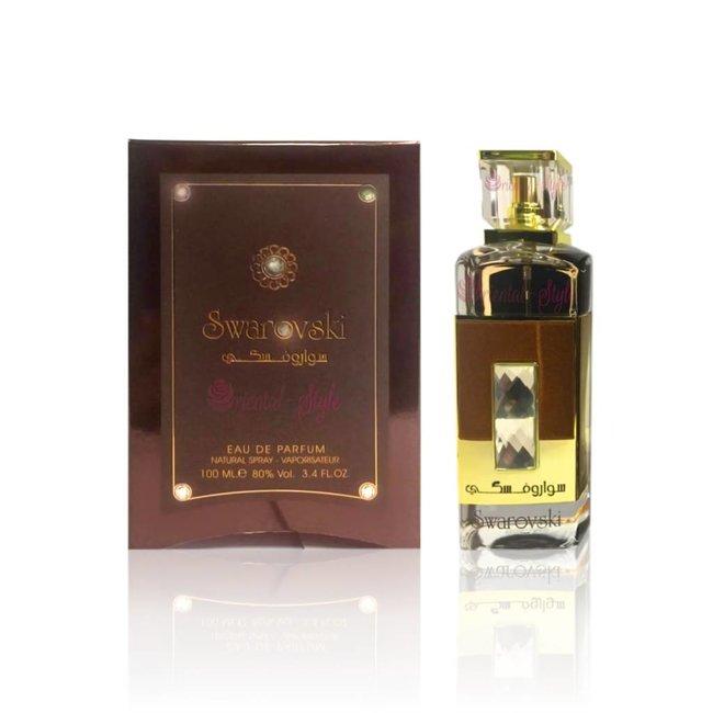Ard Al Zaafaran Perfumes  Swarovski Gold Eau de Parfum 100ml