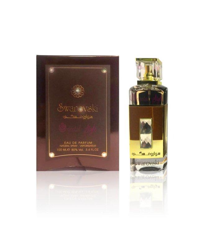 Ard Al Zaafaran Perfumes  Swarovski Gold Eau de Parfum 100ml Spray