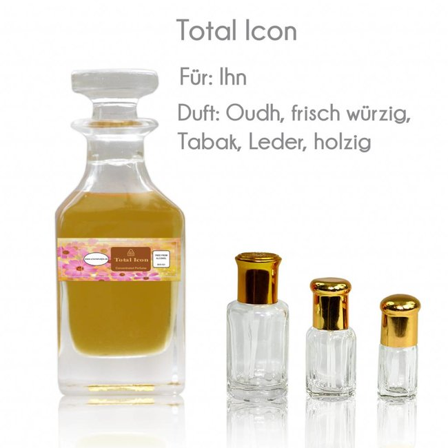 Swiss Arabian Perfume oil Total Icon