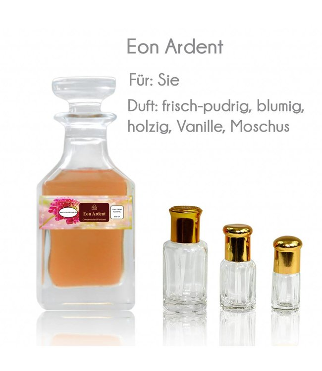 Swiss Arabian Parfümöl Eon Ardent - Parfüm ohne Alkohol