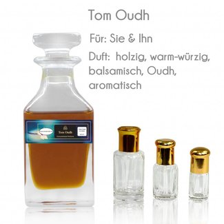 Surrati Perfumes Parfümöl Tom Oudh von Surrati