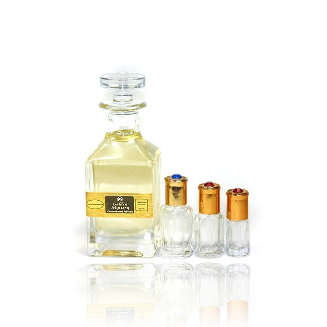 Oriental-Style Parfümöl Golden Mystery