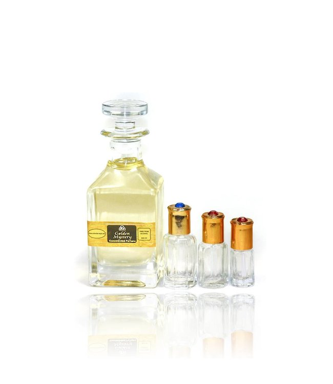 Sultan Essancy Parfümöl Golden Mystery - Parfüm ohne Alkohol