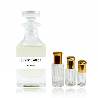 Perfume oil Silver Cotton