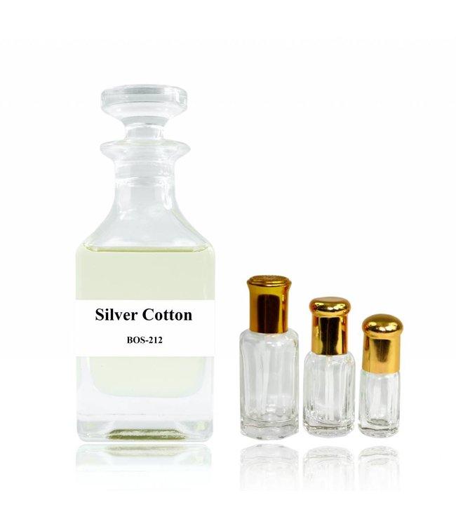 Parfümöl Silver Cotton - Parfüm ohne Alkohol