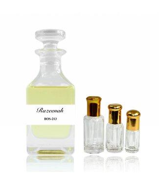 Perfume oil Razeenah