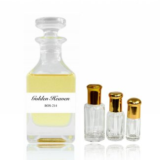 Perfume oil Golden Heaven