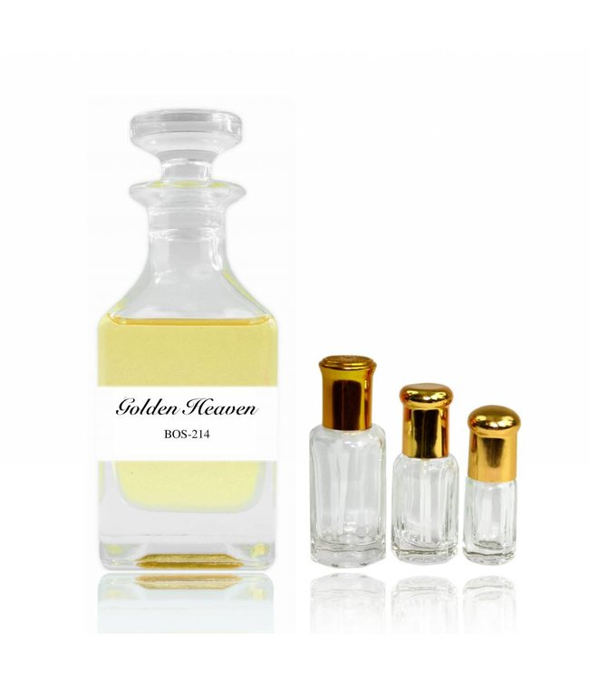 Perfume oil Golden Heaven - Perfume free from alcohol