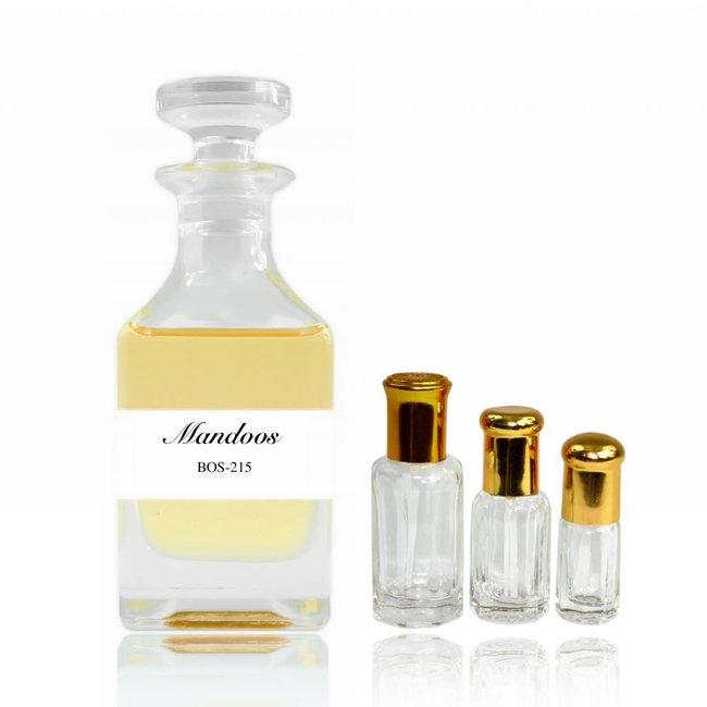 Perfume oil Mandoos
