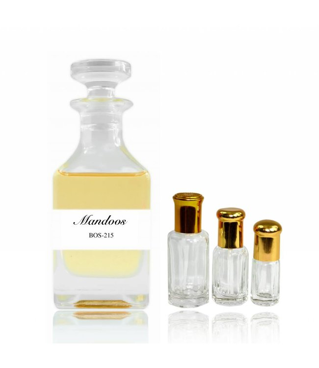 Perfume oil Mandoos - Perfume free from alcohol