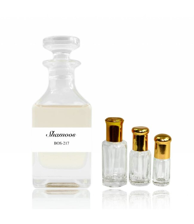 Parfümöl Shamoos - Parfüm ohne Alkohol