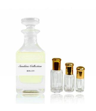 Perfume oil Sunshine Collection