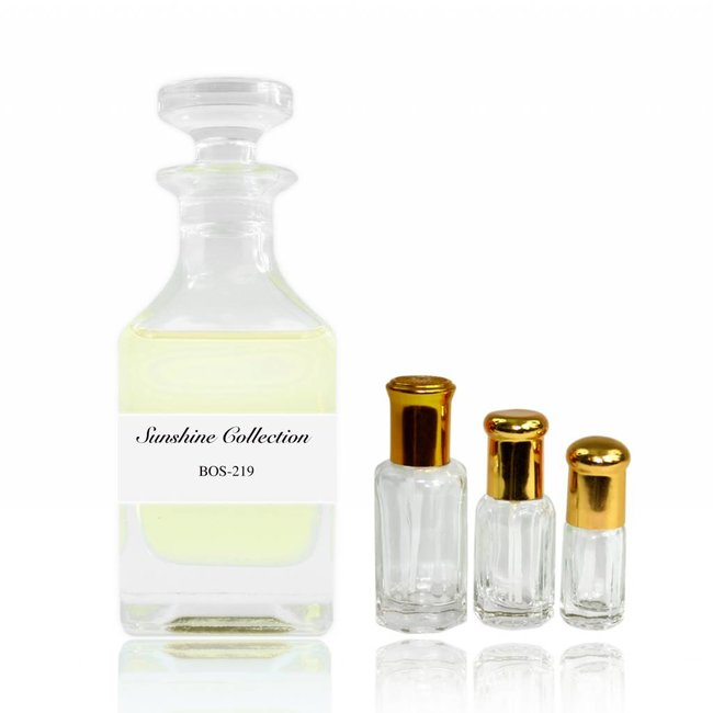 Perfume oil Sunshine Collection
