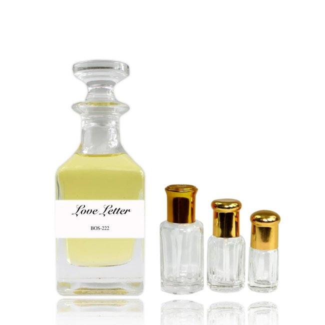 Oriental-Style Perfume oil Love Letter