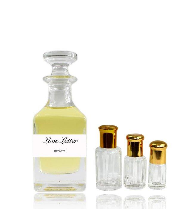 Sultan Essancy Parfümöl Love Letter - Parfüm ohne Alkohol