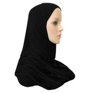 Amira Hijab Scarf Black