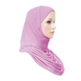 Amira Hijab Scarf Pink