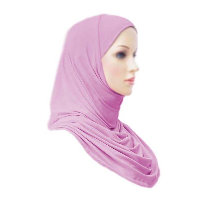 Amira Hijab in Pink