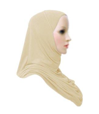 Amira Hijab Scarf Light Beige