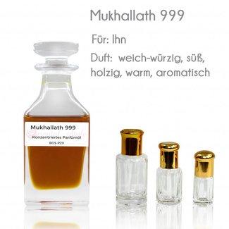 Ajmal Perfumes Parfümöl Mukhallath 999 von Ajmal