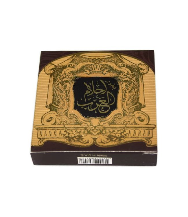 Ard Al Zaafaran Perfumes  Bakhour Ahlam Al Arab Incense (40g)