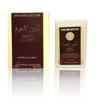 Ard Al Zaafaran Perfumes  Ameer Al Oudh Pocket Spray Parfüm 20ml
