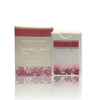 Ard Al Zaafaran Perfumes  Ajmal Ehsas Jadeed Pocket Spray 20ml