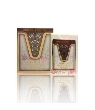 Ard Al Zaafaran Perfumes  Turab Al Dhahab Pocket Spray 20ml