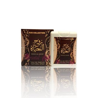 Ard Al Zaafaran Perfumes  Rooh Al Hayat Pocket Spray 20ml