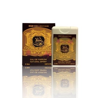 Ard Al Zaafaran Perfumes  Ahlam Al Arab Pocket Spray 20ml