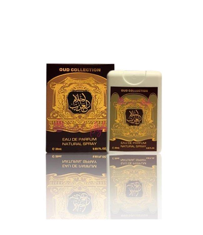 Ard Al Zaafaran Perfumes  Ahlam Al Arab Pocket Spray 20ml