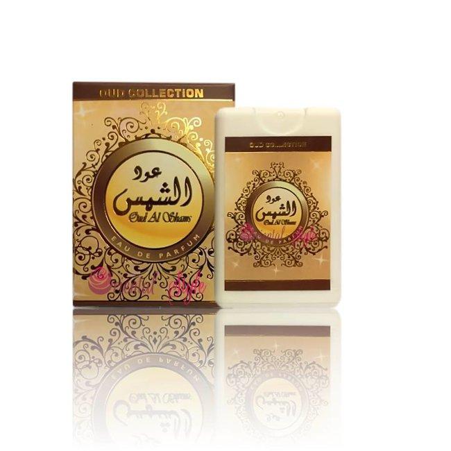 Ard Al Zaafaran Perfumes  Oud Al Shams Pocket Spray 20ml
