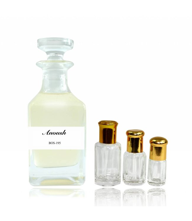 Concentrated perfume oil Anoush - Perfume free from alcohol