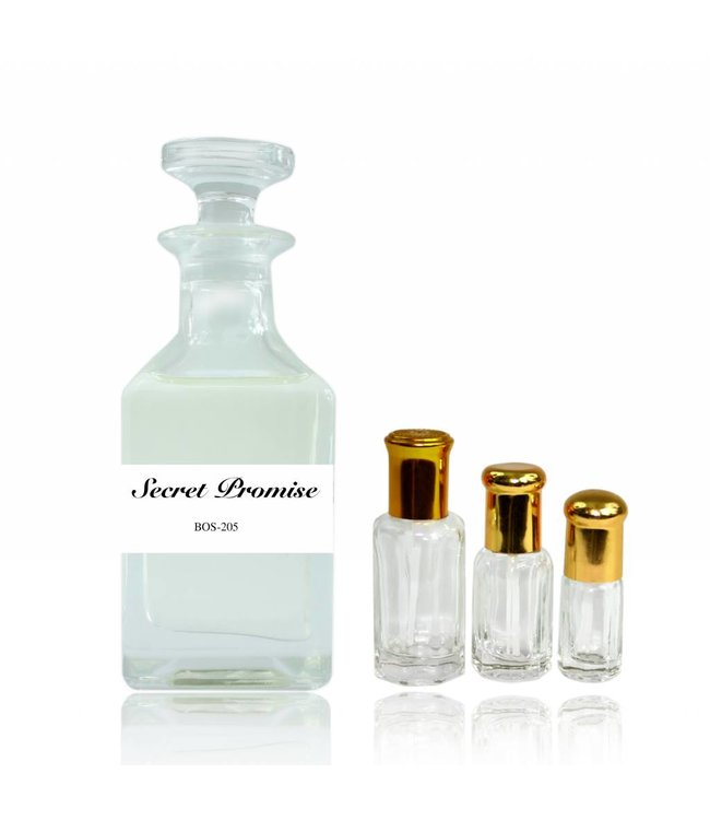 Concentrated perfume oil Secret Promise - Perfume free from alcohol