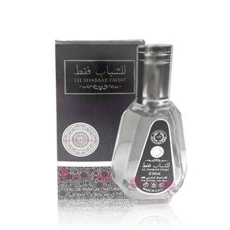 Ard Al Zaafaran Perfumes  Lil Shabaab Faqat Eau de Parfum 50ml Vaporisateur/Spray