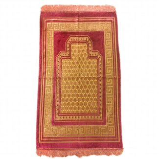 Prayer Mat Seccade in Pink