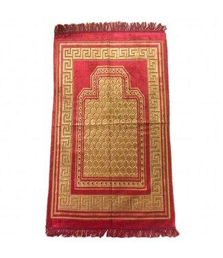 Prayer Mat Seccade in Red