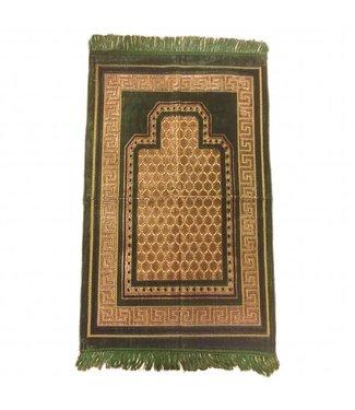 Prayer Mat Seccade in Green