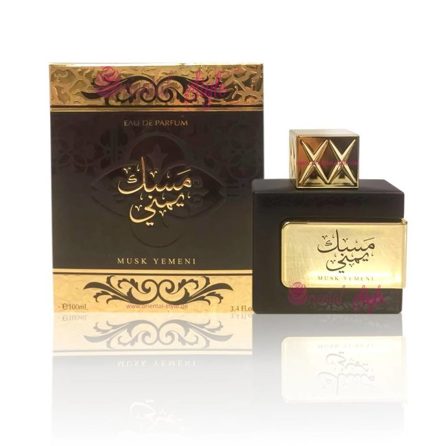 Ard Al Zaafaran Perfumes  Musk Yemeni Eau de Parfum 100ml Perfume Spray