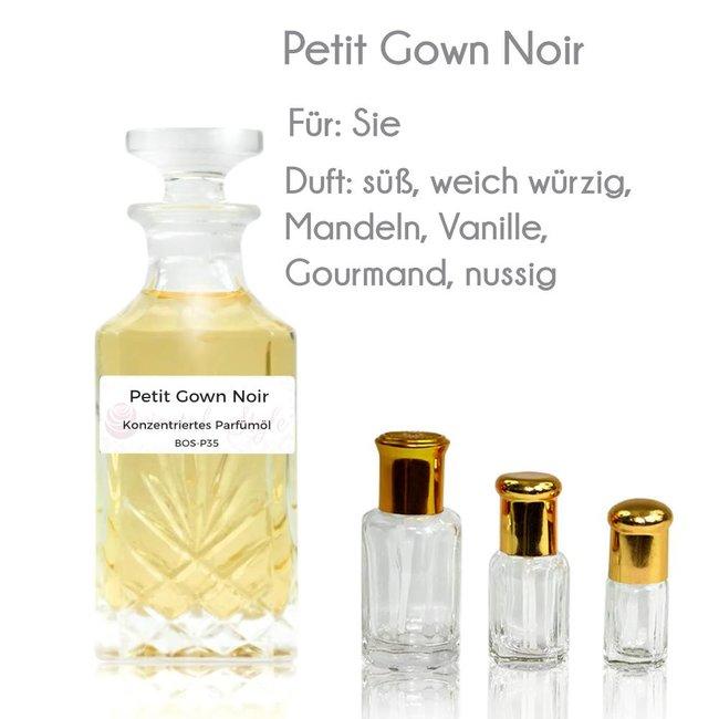 Oriental-Style Parfümöl Petit Gown Noir