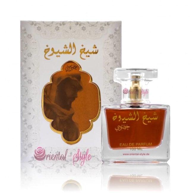 Lattafa Perfumes Sheikh Al Shuyukh Khusoosi Eau de Parfum 100ml