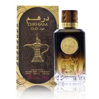 Ard Al Zaafaran Perfumes  Dirham Oud Eau de Parfum 100ml Perfume Spray