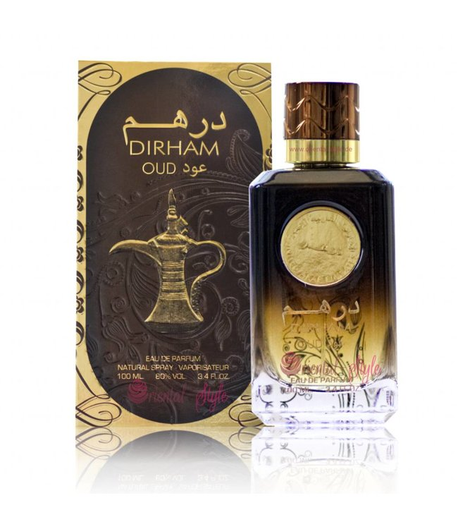 Ard Al Zaafaran Perfumes  Dirham Oud Eau de Parfum 100ml