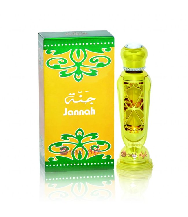 Al Haramain Parfümöl Jannah 12ml