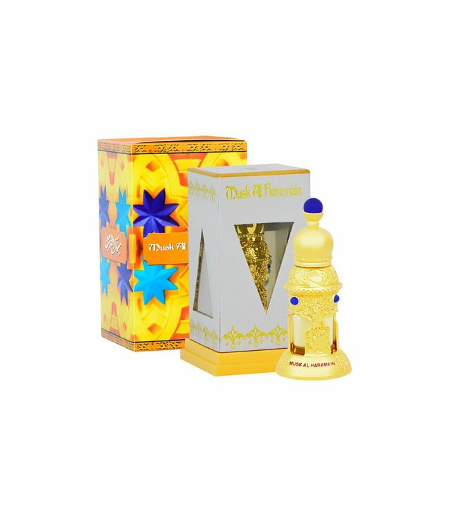 Al Haramain Parfümöl Musk Al Haramain 12ml - Parfüm ohne Alkohol