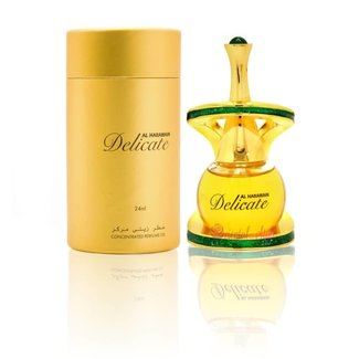 Al Haramain Perfume oil Delicate - 24ml