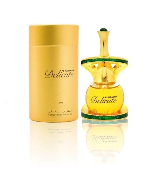 Al Haramain Parfümöl Delicate 24ml - Parfüm ohne Alkohol