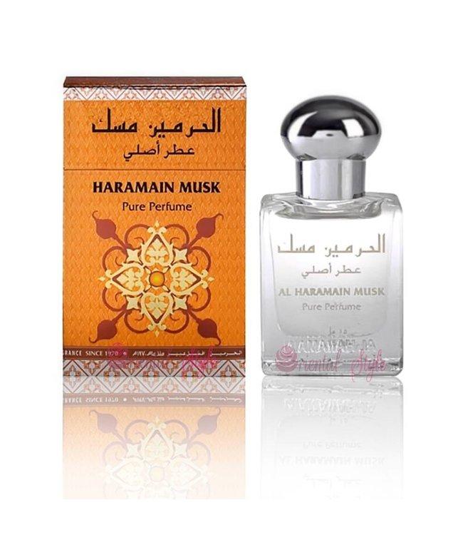 Al Haramain Perfume Oil Musk by Al Haramain 15ml
