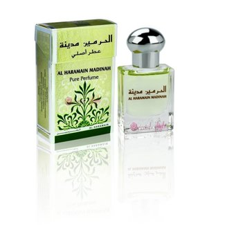 Al Haramain Perfume oil Madinah by Al Haramain 15ml